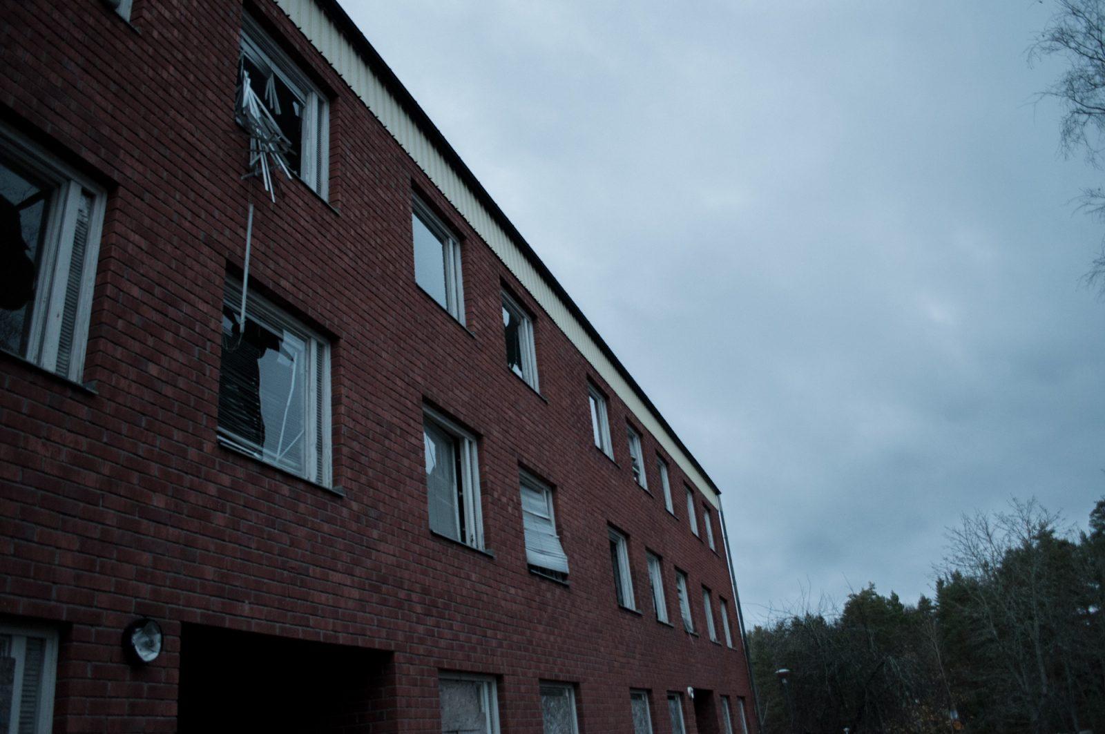 Ghost town: Norrbacka, Valdemarsvik