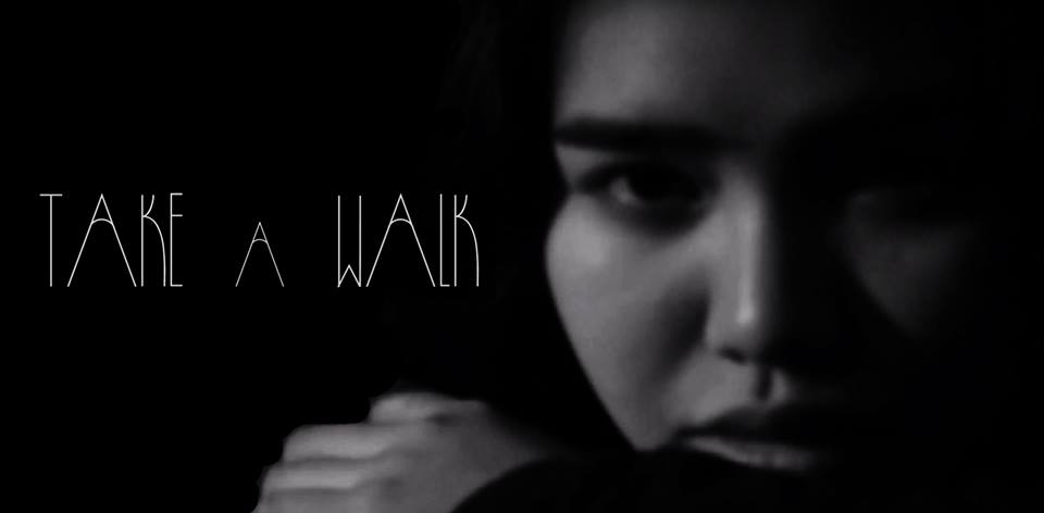 Take a walk – Music video teaser 1