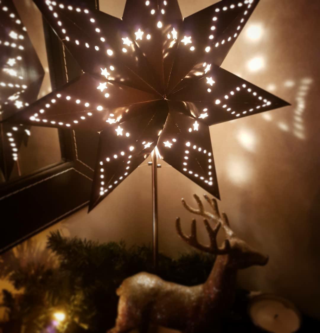 Swedish christmas star