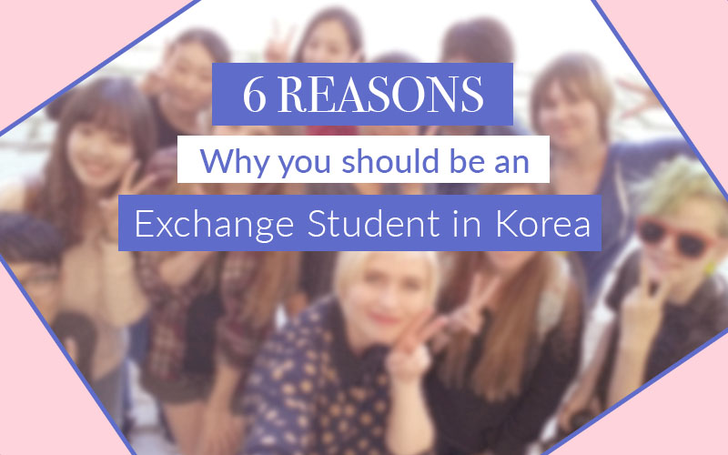 6 reasons my Exchange Student time in Korea was crazy fun