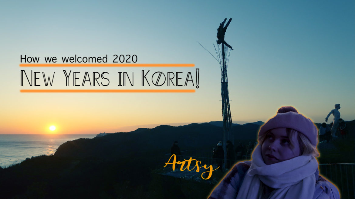 New Year's in Korea – How we welcomed 2020