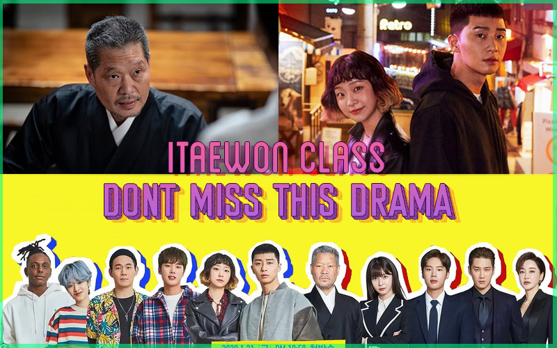 Itaewon Class – much more than just a love story