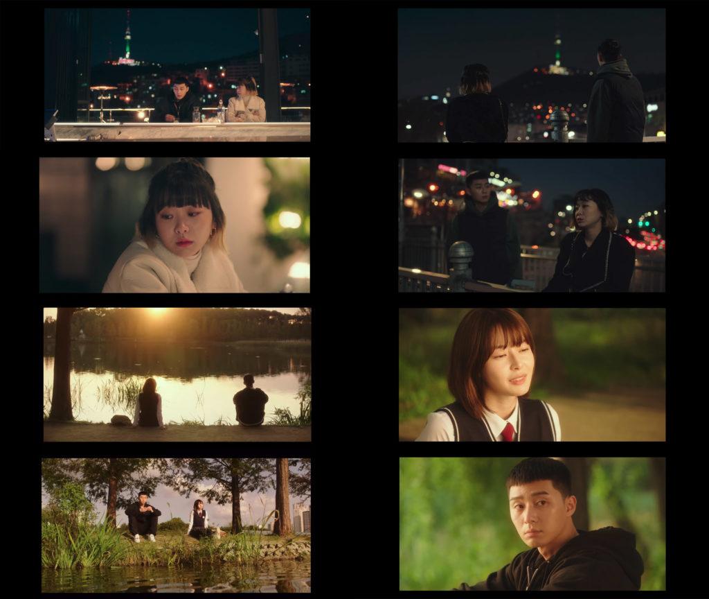itaewon class screenshots