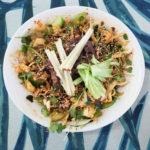 korean spicy salad recipe