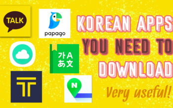 korean apps you need
